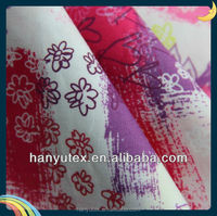 Heart Pattern Cotton Poplin Fabric