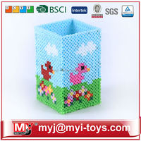 Educational toys kids MYJ 5MM diy bead building blocks sy