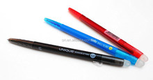 2015 Korea Japan ultrafine magic click pen Eraser click pen
