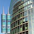 de alto rendimiento de rtv de silicona estructural de precio de fábrica