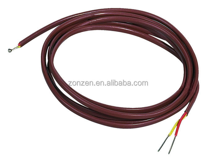 Bead weld thermocouple