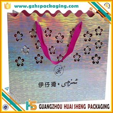 Colorful Customized paper bags for gift/shopping