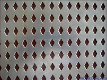perforated steel plank/lowes perforated sheet metal