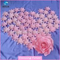Centerpiece Wedding Flowers Artificial Lily Flowers (WFAM-25)