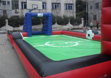 Various Design Giant Soccer Inflatable Sports Arena