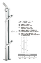 XY-(12)BC037 stainless steel railings designs for balconies