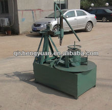 2015 hot selling used tire cutting machine/used tire recycling equipment