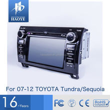 Export Quality Small Order Accept Touch Screen Car Radio Gps For 2006 For Toyota Tundra