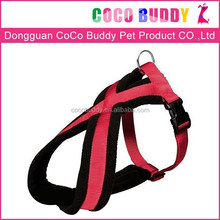 Factory Direct Customized Sale Pet Safety dog vest harness padding Fleece