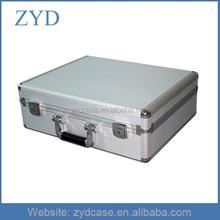 Grain surface cheap aluminum tool set briefcase aluminium case tool, ZYD-SY949