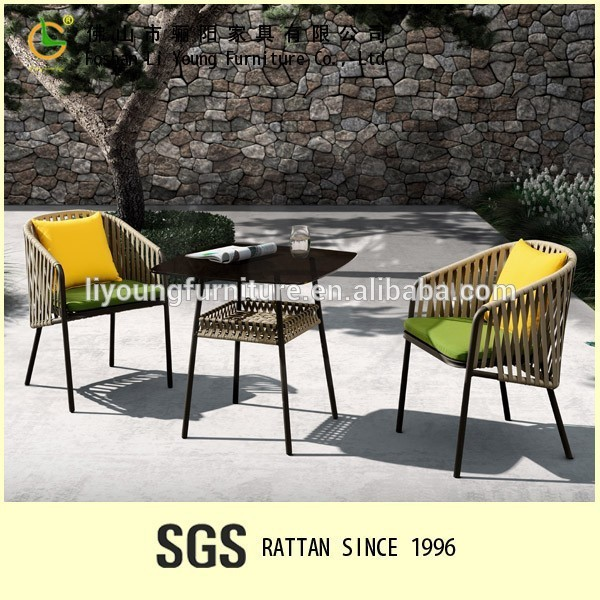 Europe type style high quality outdoor cafe imitation for Outdoor furniture europe