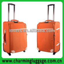 Fashion trolley luggage for ladies