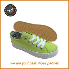canvas rubber shoes new style
