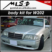 Auto tuning body kit for W202 C-class mods slingbox Frp/pp/pu//