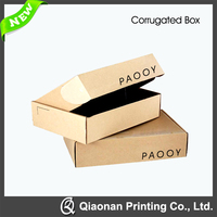 100% Handmade Corrugated Paper Box
