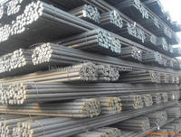 Hot sale!!Building Construction material Screw Thread Steel bar in China, HRB400 deformed steel bar