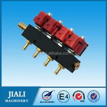 Nuevo producto LPG CNG inyector del carril para el coche bus camión
