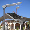 10W 15W, 20W, 25W, 30W Integrate solar panels and battery and controller led solar light