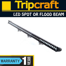"LED LIGHT BAR WORK LIGHT 42"" 240W FLOOD & SPOT COMBO 4WD BOAT UTE DRIVING LAMP"