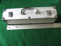Aluminum Instrument Tool Hobby Sample Carry Case