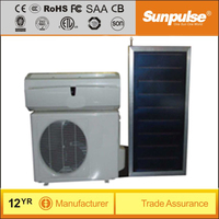 solar powered portable air conditioner aircon