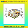 SUNMESH home automation domotica/smart home automation system zigbee