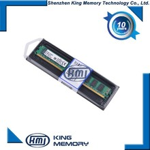 Full compatible for intel and amd motherboard desktop ram ddr3 2g 2gb 1333 mhz memory module