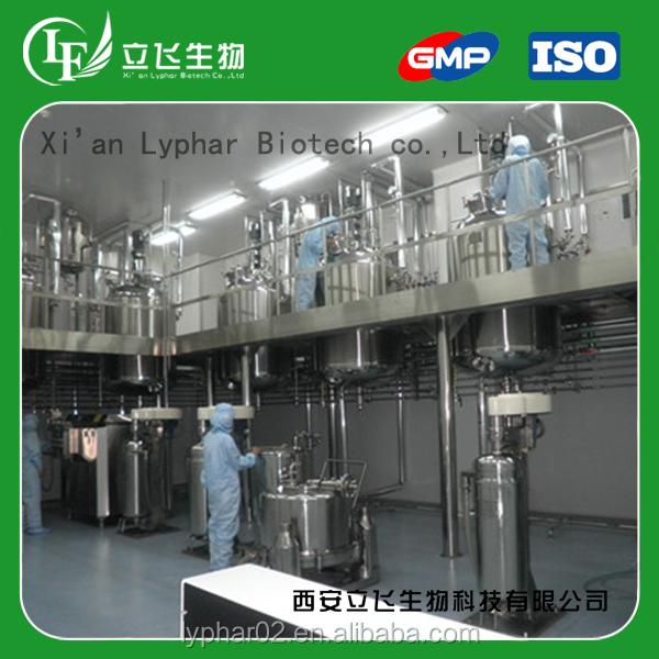 Lyphar offre professionnelle de haute qualité Mandelic acide