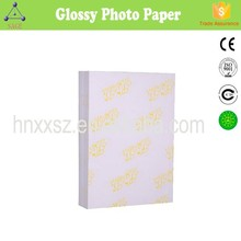 Best sell trade assurance low price a3 size glossy photo printing paper for dye ink printing