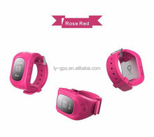 Good quality top sell kids tracking gps watch/phone/device