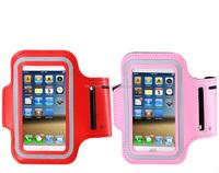 Nice neoprene mobile phone Case Armband for iphone/Samsung/Lenovo armband for sale