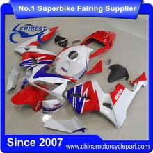 FFKHD008 China Fairings Motorcycle For CBR600RR 2005 2006 Red White Tt Legends