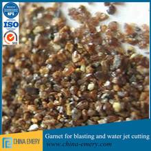 Waterjet Cutting Abrasive Garnet 80# Garnet