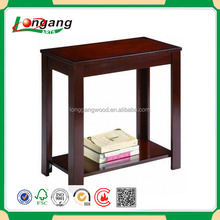 Living room wood cabinet table, beside table pine wood