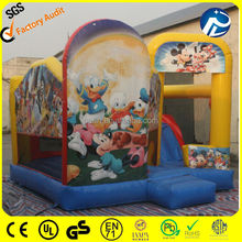 Newly design commercial inflatable castle