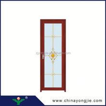 2015 New door design Position Interior pvc bathroom door