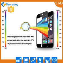 2015 Newest anti blue light tempered glass screen protector for iphone 6 samsung galaxy mobile phone accessory accept paypal