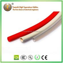 Non-sticky Silicone Rubber Glassfiber insulating sleeve