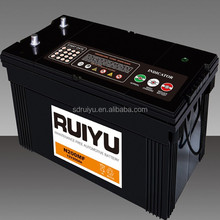 N220 12v 220ah MF automative battery ,starting battery/JIS standard