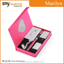 2015 electronic cigarette wholesale wax vaporizer pen Marily slim sexy lady e cigarette