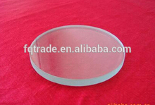 templado de vidrio pyrex 20mm placa de espesor