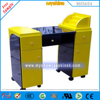 Nail Table used nail salon furniture nail technician tables