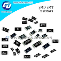 50m ohm Chip Resistor 0805 0402 2512 Variable Resistor Chip