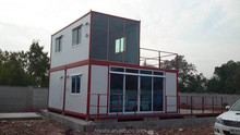 20Feet Flat pack Luxury ISO cheap container home with CE