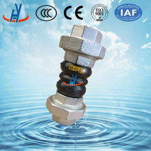 Flexible Rubber Threaded Expansion Joint