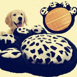 Cat litter mat dog beds dog kennel washable pet sofa pet nest