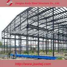 Estructurales de acero cubierto de material para el ganado/ovejas/de pollo