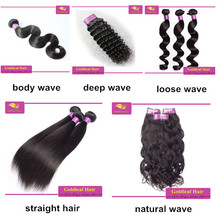 wholesale human hair weave high quality 100% human hair piece virgin human hair extension