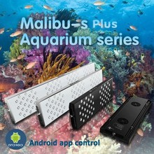 2015 newest APP phone wifi control Malibu Plus digital timing light/led aquarium lighting