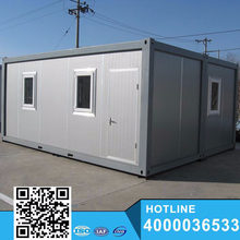 Fast and Easy Install Prefabricated Container House Store For Sell